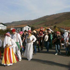 Carnaval Saint-Martin d'Arrossa