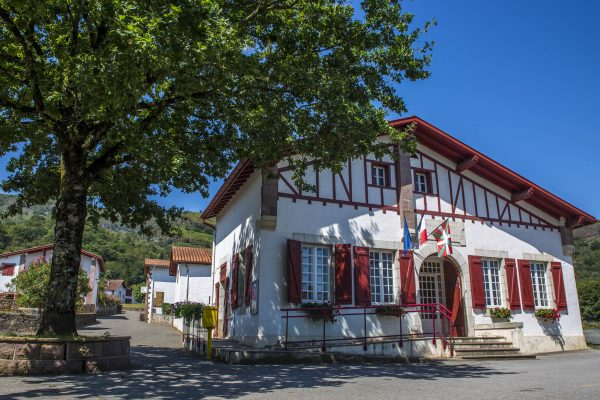 Mairie Saint-Martin d'Arrossa