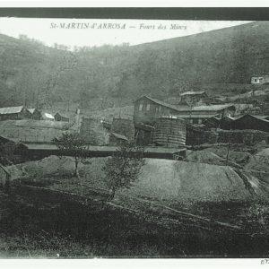 Four des mines Saint-Martin d'Arrossa