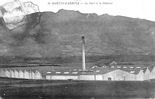Filature de lavage de laine - Saint Martin d'Arrossa