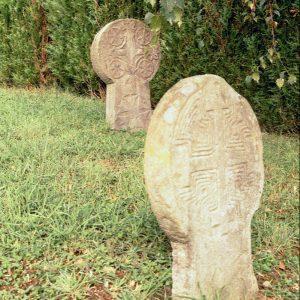 Stèle St Martin d'Arrossa